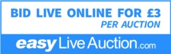 Easy Live Auctions Logo